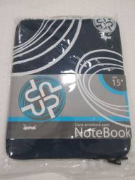 Capa Notebook Nova