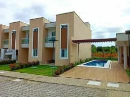 Título do anúncio: Casas em condomínio  as margens da CE040  continuação  da Washington Soares