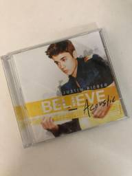 Cd Believe Acoustic Justin Bieber