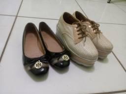 Sapatos n. 34