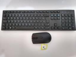 Teclado e mouse wireless Dell KM636