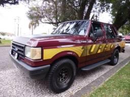 F1000 Dupla 94! Turbo Diesel Completa! Linda! Troco Carros - valor ou Hilux + Valor!!