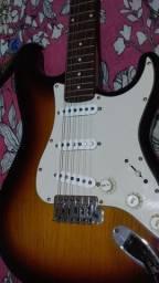 Guitarra Strato caps fendef tex mex