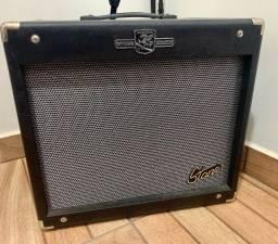 Cubo - Amplificador Baixo Staner BX 200A - Stage Dragon