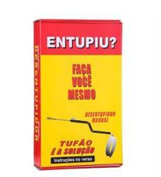 Desentupidor Manual Tufão 10mt