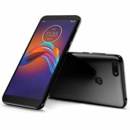 Motorola Moto E6 Play - 32gb - Cinza Metálico - Novo com nota fiscal