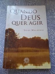 Livro Quando Deus Que Agir, por Silas Malafaia