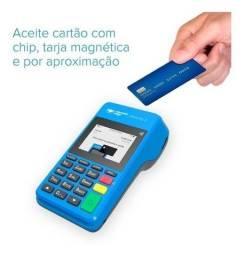 Máquinas de cartão com bobina - Point Pró 2 Mercado Pago - imprime comprovante