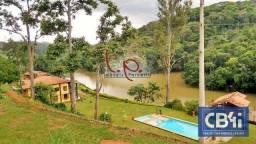 Título do anúncio: Charmosa Propriedade com 6 Suítes e área de lazer completa à venda, 1115 m² por R$ 1.370.0
