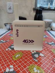 Roteador 4G desbloqueado qualquer operadora