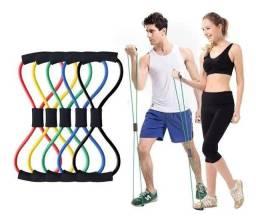 Título do anúncio: Elástico exercício físicos pernas braço