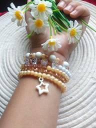 Mix pulseiras A Binda Arteira