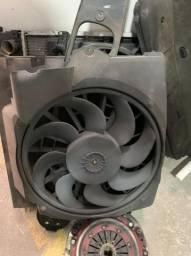 Ventoinha Elétrica Ar Condicionado BMW E36