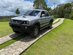 L200 Outdoor 2012 GLS Diesel 4x4 aceito troca