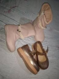 Sapatinhos Infantil Menina