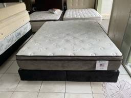 Box queen SIZE COMFORT - entrego hoje