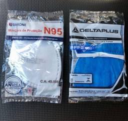 Máscara PFF2/N95 - Com certificação