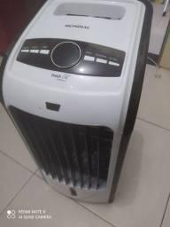Climatizador e purificador