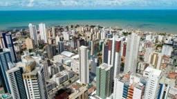 Apartamento com 3 dormitórios à venda, 93 m² por R$ 756.000,00 - Tambaú - João Pessoa/PB