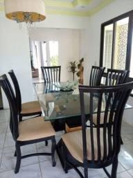 Título do anúncio: Uma mesa de 6 cadeiras