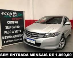 Honda City  LX 1.5 16V (flex) FLEX MANUAL