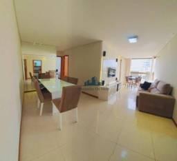 Apartamento com 2 dormitórios à venda, 70 m² por R$ 380.000,00 - Itapuã - Vila Velha/ES