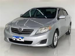 Título do anúncio: Toyota Corolla 2011 1.8 gli 16v flex 4p automático