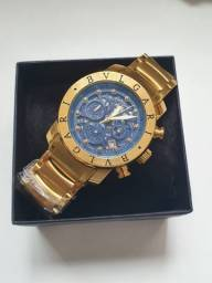 Relógio Bvlgari funcional #33322
