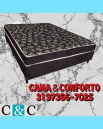 Título do anúncio: DIRETO DA FÁBRICA, ENTREGA GRÁTIS!! CAMA BOX
