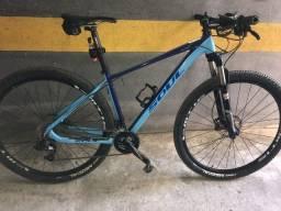 Bike soul sl729 20v-azul-gx