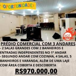 Título do anúncio: Prédio Comercial com 3 Andares!!! Oportunidade!!!
