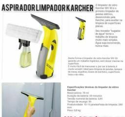 Aspirador limpador de vidros sem fio karcherWV50 plus
