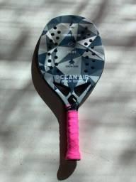 Raquete de beach tênis