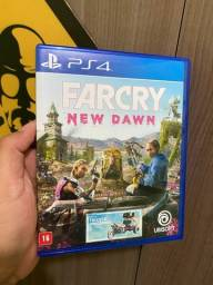 Título do anúncio: Game Farcry New Dawn - PS4