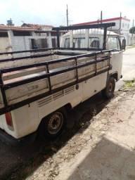 Título do anúncio: Kombi carroceria de madeira