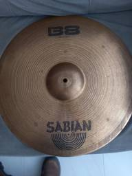 Prato condução Sabian B8 20p