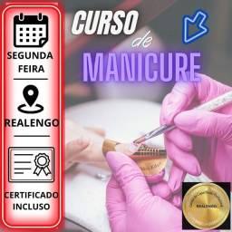 Título do anúncio: Curso de manicure para iniciantes
