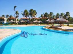 Título do anúncio: Apartamento para venda no Porto das dunas com 3 suítes Aquaville Resort reformado