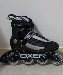 Patins Oxer Inline Fitness Tamanho 36 Abec 7