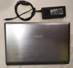 Notebook Asus N73S (ler descrição)