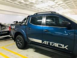 Título do anúncio: Vendo linda camionete nissan frontier  attack 4x4