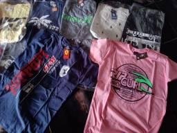 T-shirts=Camisas Masculina P  M G