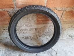 Título do anúncio: Par de pneus Factor 125 100/80/18