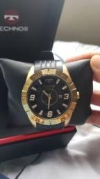 Relógio technos r$350