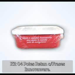 Título do anúncio: Recipiente de alimentos Tupperware