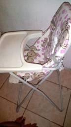 Título do anúncio: Cadeira de alimentação para criança