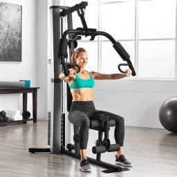 Estação De Musculação - 12x Sem Juros - Pronta Entrega - Loja Fisica