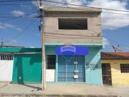 Casa com 2 dormitórios para alugar, 90 m² por R$ 450/mês - Francisco Simão dos Santos Figu