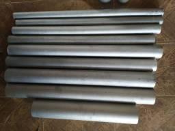 Buchas em alumínio para torno
