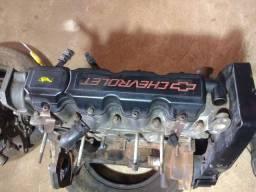 Motor celta 2002/1.0/60cv gasolina/Stander com nota e garantia